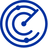 Identitiy monitoring icon